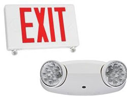 Exit Sign Lights